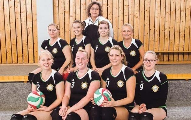 Volleyballerinnen gelingt sofortige Rückkehr