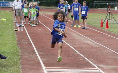 Leichtathletik Training startet wieder!