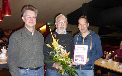 Jubiläum – 50 Jahre Übungsleiter im ATSV – Herbert Schantowski