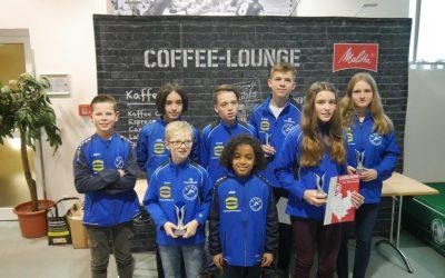 Am 1. Februar fand in der Kampa Halle in Minden die Siegerehrung für Schüler/innen statt
