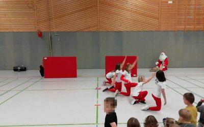 Weihnachtsfeier vom Kindersport